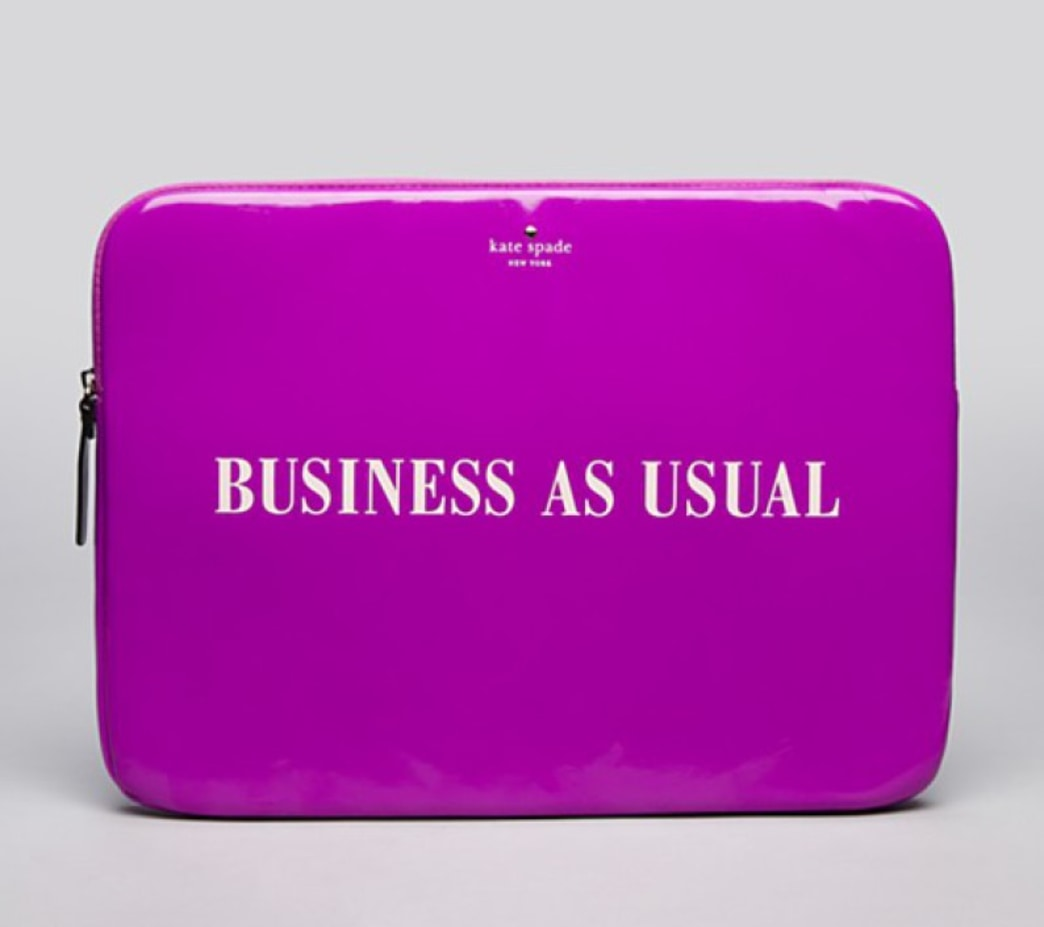 Enter to WIN Kate Spade Laptop Case