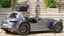 IFR developing iPod-like interface for infinitely tweakable supercar suspension settings