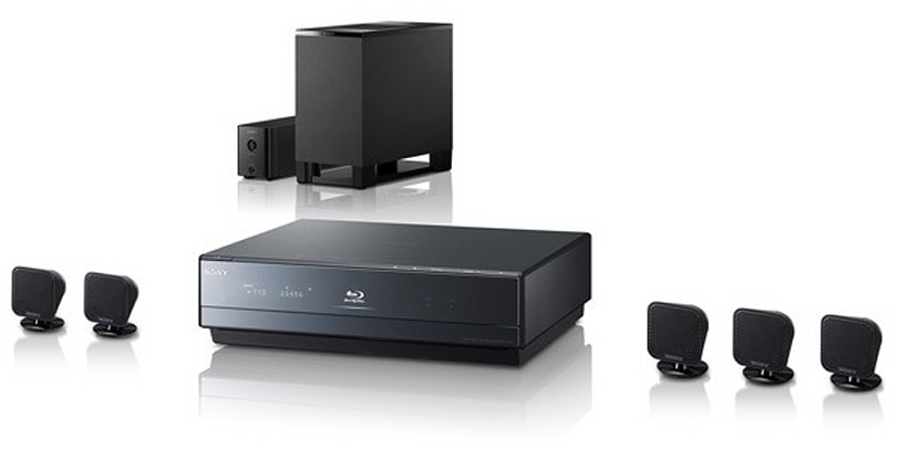 Sony's BDV-IS1000 Blu-ray HTIB reviewed: probably a skip