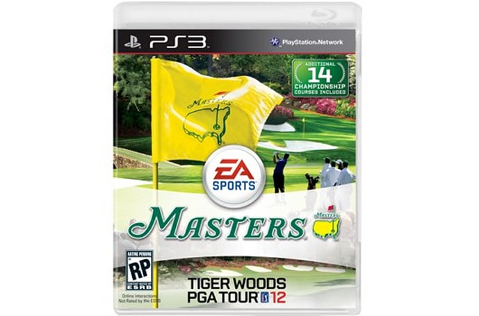 Tiger Woods PGA Tour 12 brings Masters Tournament to consoles March 29