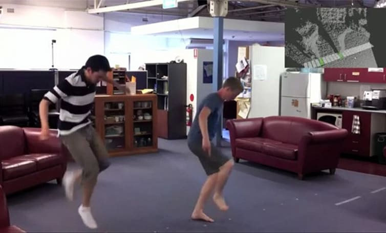 Kinect hack lets you reenact Big piano scene (video)