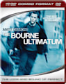 The Bourne Ultimatum DVD / HD DVD combo disc landing on December 11th