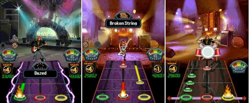 Guitar Hero World Tour Mobile: Backstage Pass coming to Android, Blackberry