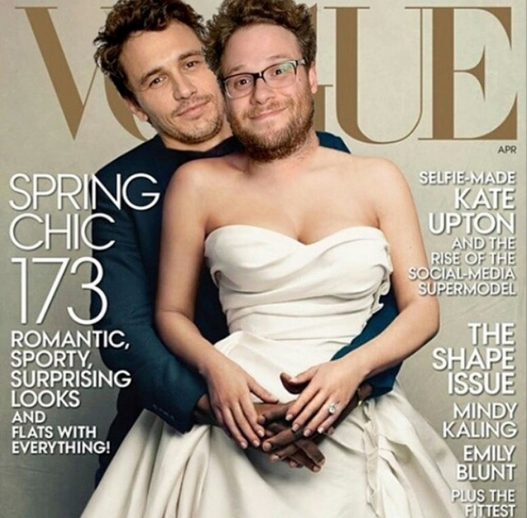 Top 9 at 9: James Franco & Seth Rogen mock Kimye, a new retail mega-chain & more