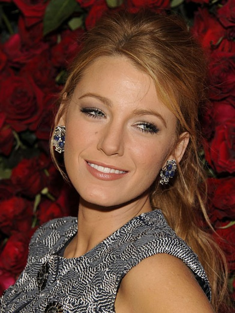 What's Behind The Glow? Blake Lively
