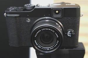 FujiFilm X10 Hands-on