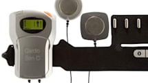 SHL's CardioSen'C transmits ECG results to your physician