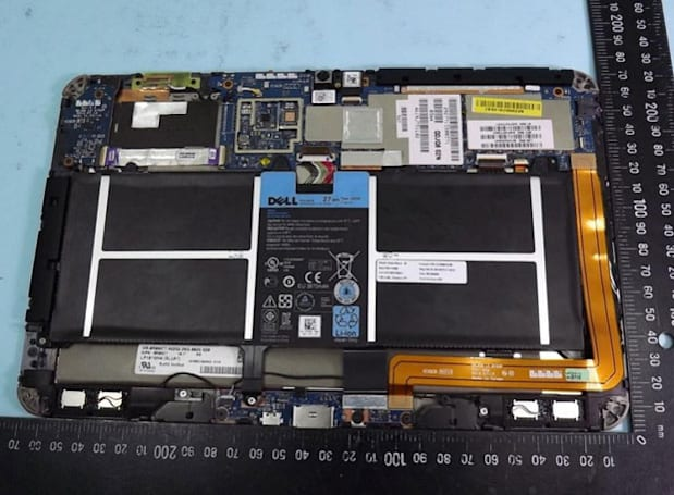 Dell XPS 10 lets the FCC get under its skin, into its manual