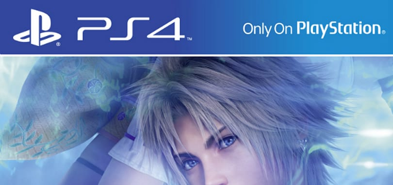 Final Fantasy X/X-2 HD Remaster officially confirmed for PS4