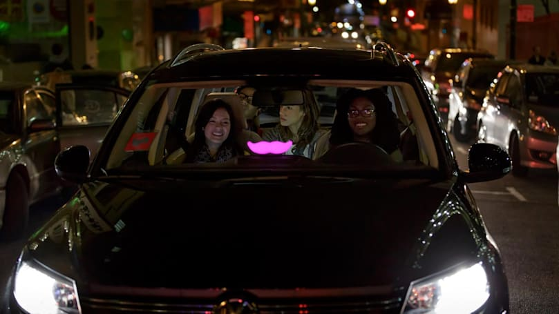 Lyft starts operating out of Las Vegas' McCarran airport