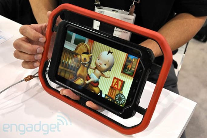 Vinci tablet for babies goes up for pre-order, prepares to be hurled across the playroom