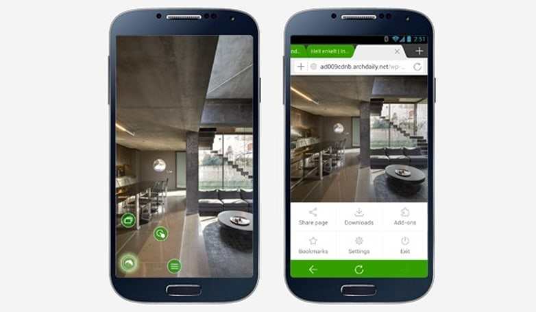 Dolphin browser for Android adds redesigned UI, new store for web apps