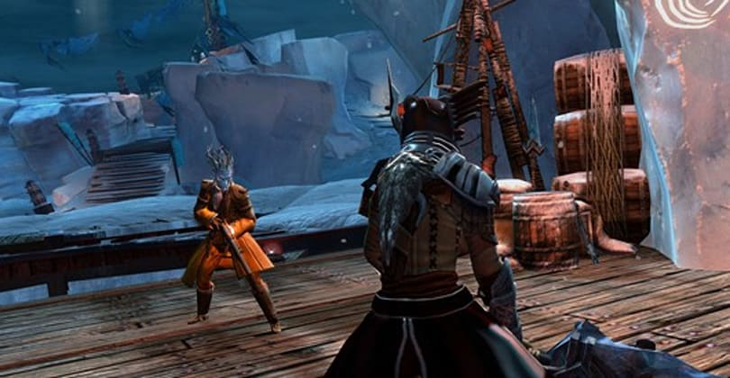 Guild Wars 2's Flame and Frost: Prelude coming January 28