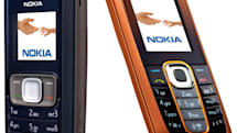 Nokia's 1209 and 2600 classic, simple and super cheap