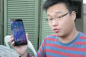 Huawei MediaPad X1 Hands-On