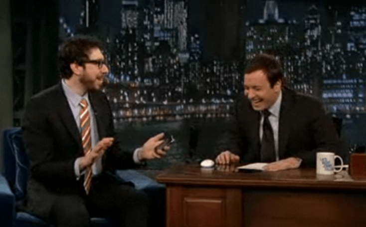 Video: Josh, Jimmy Fallon, and the iPhone 3 Ga-Speed