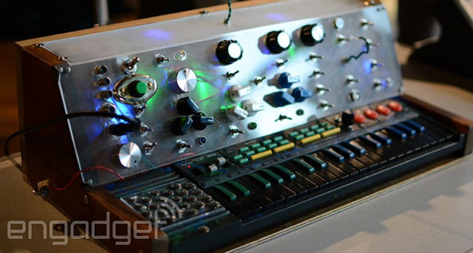 This DIY Synthesizer Cost 70 To Build And It Sounds Amazing