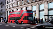 Meet London's new Eco-Routemaster, same as the old Routemaster (video)