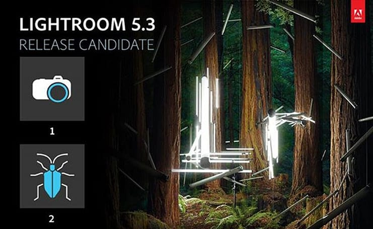 Adobe's Lightroom 5.3 RC brings RAW support to Sony's A7, other new cameras