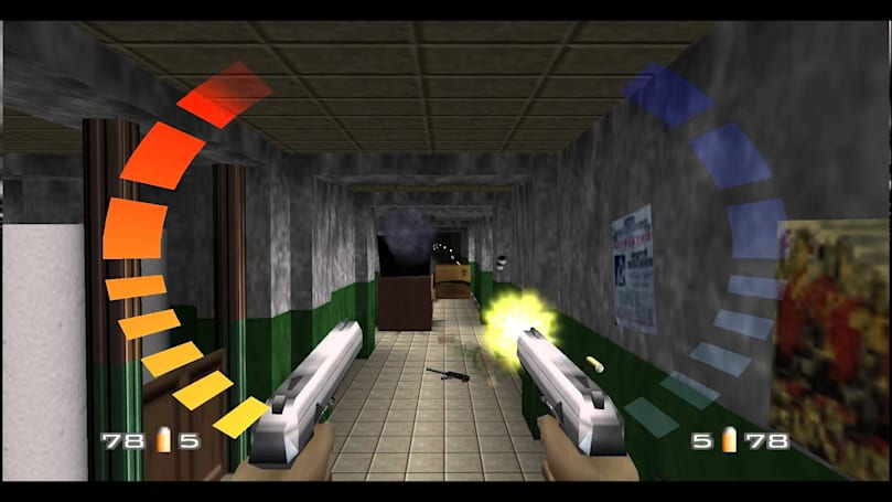 Nintendo wanted to tone down the violence in 'GoldenEye'