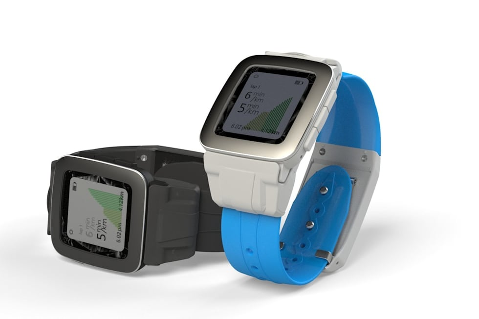 Pal smart strap turns your Pebble Time into a fitness tracker