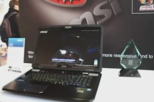 MSI GT60 and GT70 Gaming Notebooks Hands-On