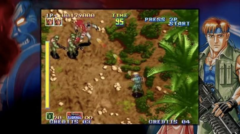Don't be alarmed: SNK's Shock Troopers is coming to PS3 and PSP