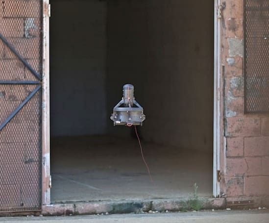 CyPhy Works reveals tethered flying bots that can spy on you indefinitely (video)