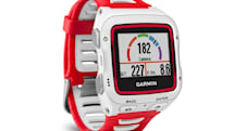Garmin's multi-sport GPS watch now talks to your phone