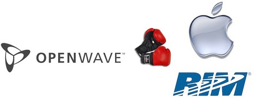 Openwave sues Apple and RIM for patent infringement