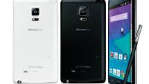 ドコモGALAXY Note Edge SC-01G発表。曲面エッジスクリーンで独自UI、ドコモ初のTD-LTE対応