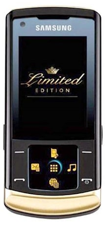 Samsung shows no mercy, redoes Soul in black and gold Limited Edition