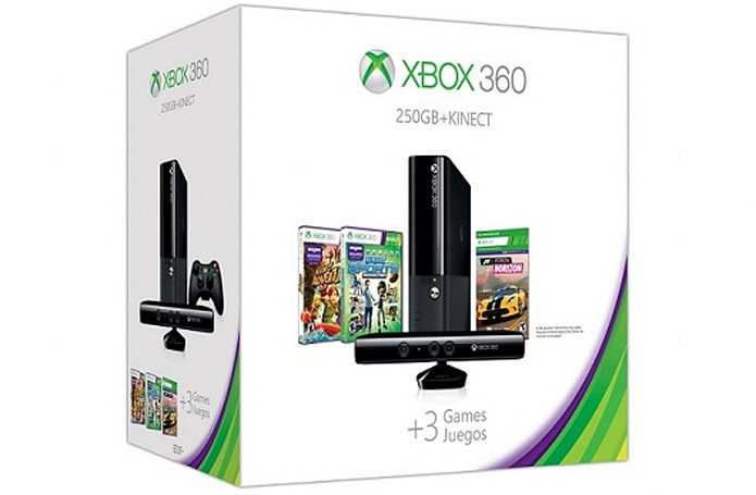 Xbox 360 250 GB Holiday bundle is $239 today on Amazon
