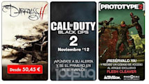 Spanish retailer lists Call of Duty: Black Ops 2 for November