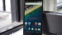 Fitbit's app auto-tracks activity on the Nexus 5X and 6P