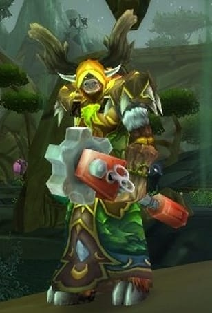 Patch 3.2 brings two more heirloom weapons