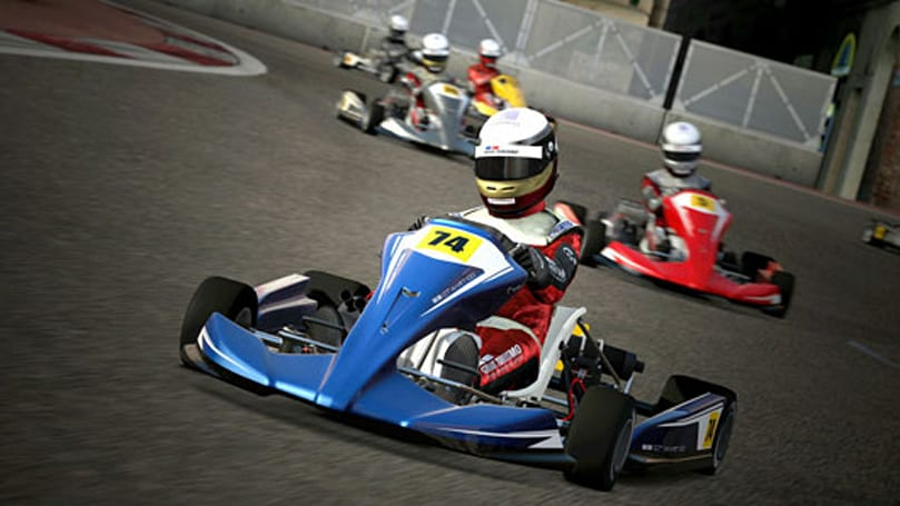 Gran Turismo 5 Course Maker and kart racing unveiled