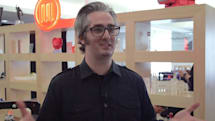 Bre Pettis on the MakerBot Digitizer: we're building an ecosystem (video)