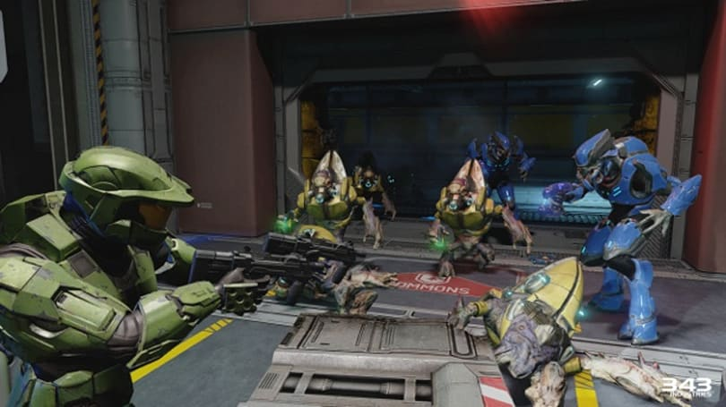 Halo: MCC re-adds Halo 2: Anniversary Rumble playlist