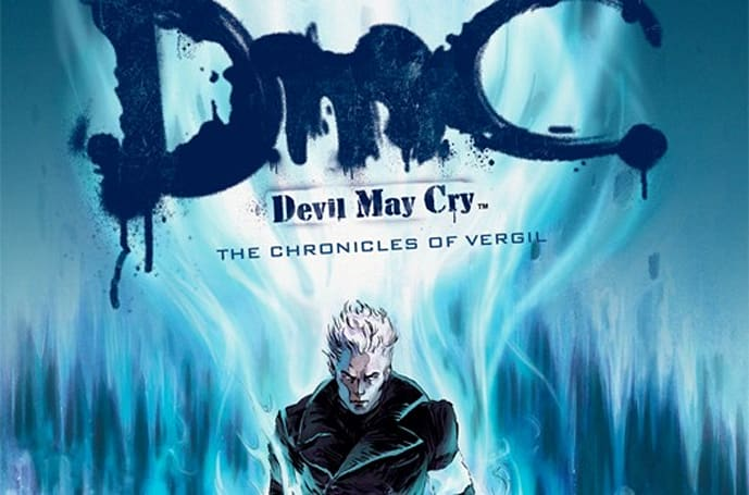 DmC prequel comic 'The Chronicles of Vergil' unleashes first digital issue