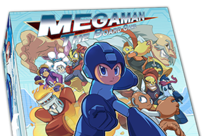 Mega Man The Board Game Kickstarter concludes with $415K raised