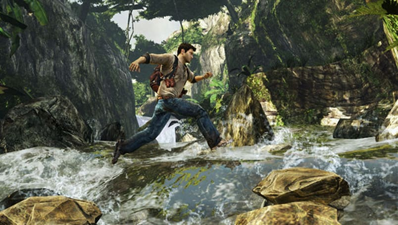 Uncharted: Golden Abyss preview: Drake me out to the small game
