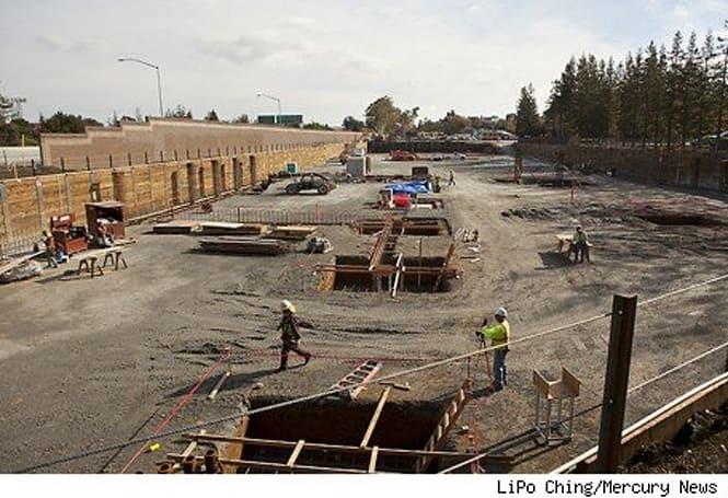 Apple building third campus in Santa Clara