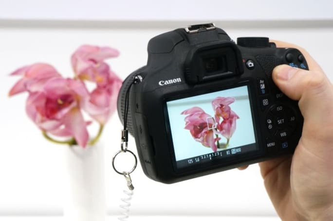 Canon's new Rebel T5 DSLR camera is unapologetically for beginners (hands-on)