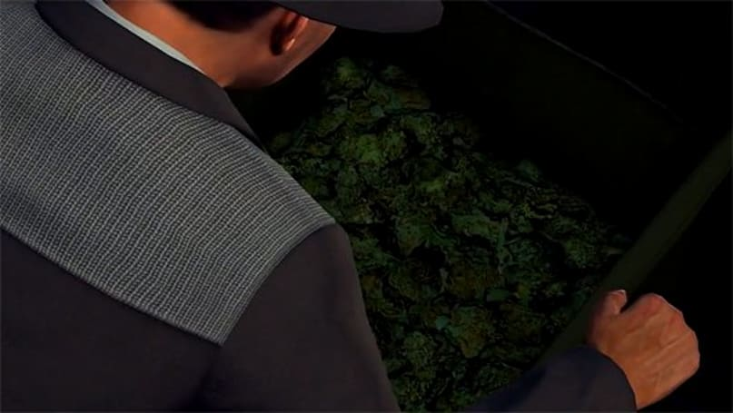 LA Noire's 'Reefer Madness' going green next week