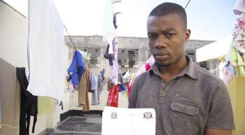 Haitiano baleado quer deixar o País: 'Tenho medo de morrer'