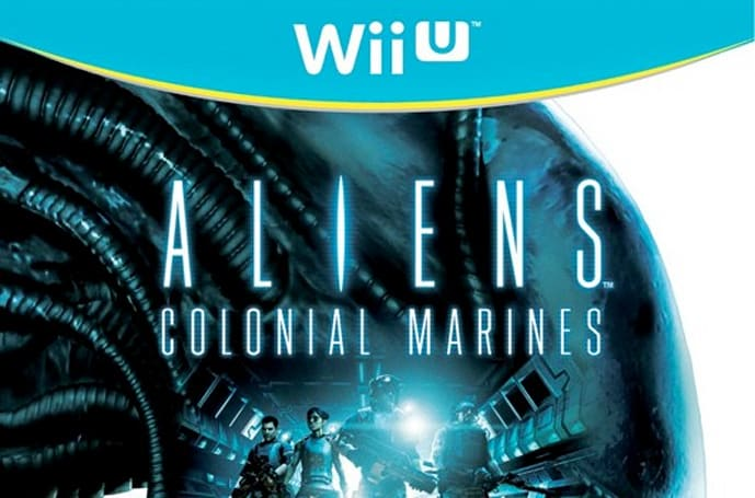 Aliens: Colonial Marines for Wii U 'no longer in development'