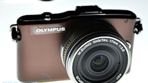 Olympus PEN E-P3, PEN E-PL3, and PEN E-PM1 hands-on