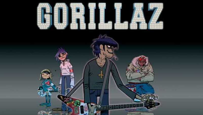 Damon Albarn making next Gorillaz album completely on an iPad