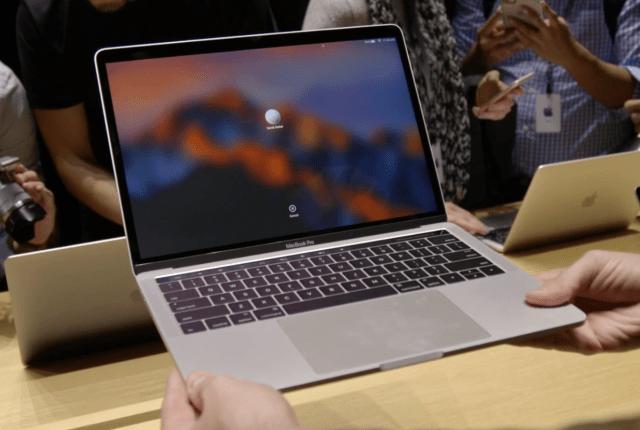 更薄、螢幕更棒的新款 Apple MacBook Pro 動手玩
